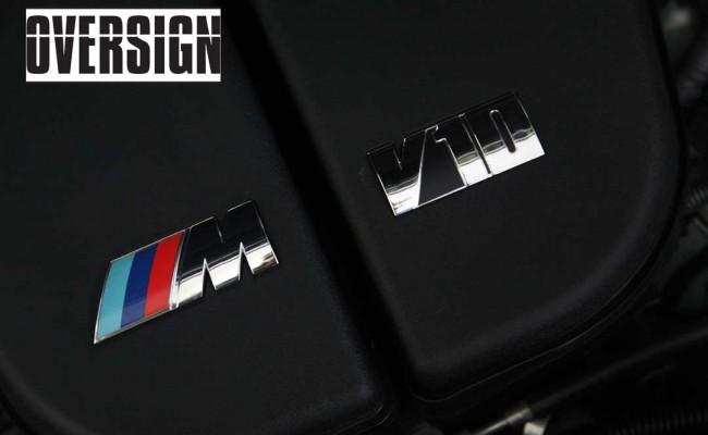 BMW M5 V10 Branco Pérola Power Revest Envelopamento Liquido OVERSIGN (01)