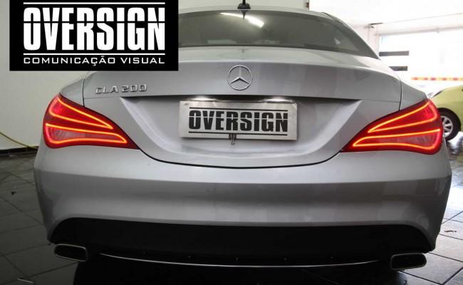 CLA 200 Mercedes, cla 200 envelopada, cla 200 envelopamento, envelopamento, frota de carros, personalização de frotas (5)