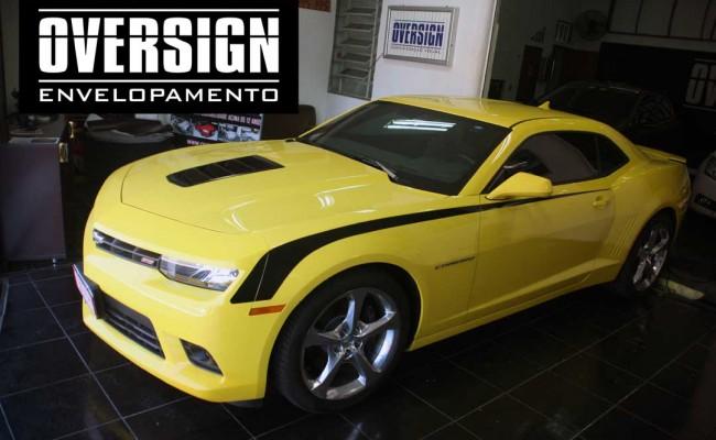 Camaro 2014, camaro amarelo, camaro, chevrolet, oversign, carros de luxo, faixas camaro, camaro customizado, camaro anderson silva, (01)