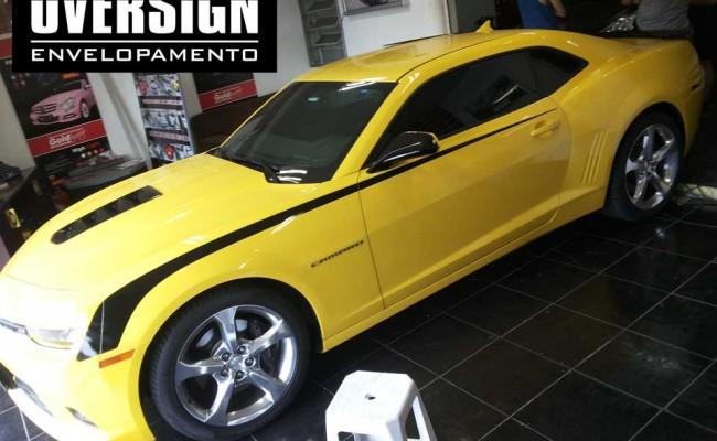 Camaro 2014, camaro amarelo, camaro, chevrolet, oversign, carros de luxo, faixas camaro, camaro customizado, camaro anderson silva, (12)