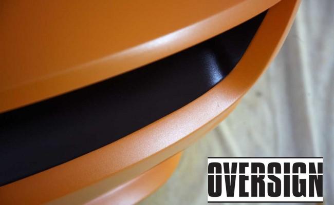 Camaro Laranja, envelopamento Líquido Laranja, Power Revest, OVERSIGN (38)