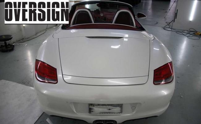Porsche Boxster Branco Pérola, envelopamento branco pérola, porsche, oversign, ferrari, lamborguini (43)