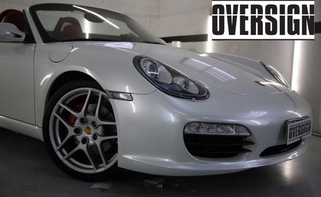 Porsche Boxster Branco Pérola, envelopamento branco pérola, porsche, oversign, ferrari, lamborguini (45)