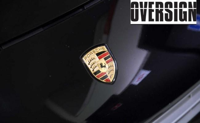 Porsche Cayenne 2008 Preto, envelopamento liquido preto fosco OVERSIGN, Power revest FX Chrome (3)