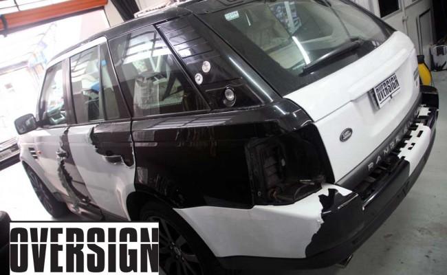 Range Rover Sport envelopamento liquido power revest branco Pérola (13)
