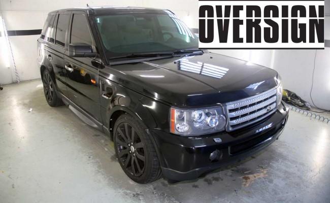 Range Rover Sport envelopamento liquido power revest branco Pérola (30)