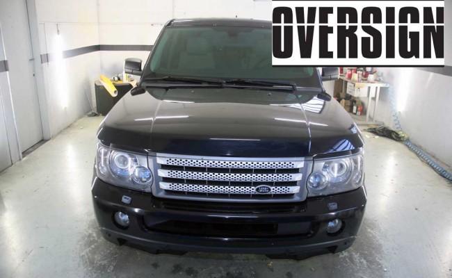 Range Rover Sport envelopamento liquido power revest branco Pérola (32)