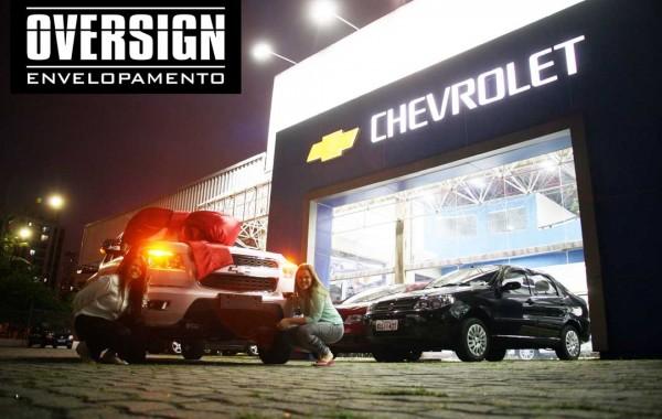 Chevrolet S10 Rosa Mary Kay