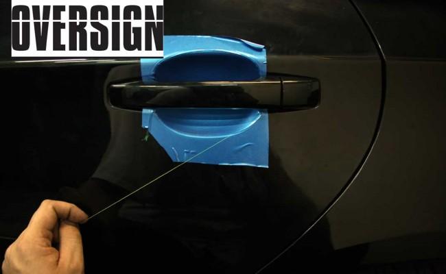 Subaru Impreza Azul Metálico, subaru envelopado azul, subaru azul, avery dennison, vannucchi, oversign, (16)