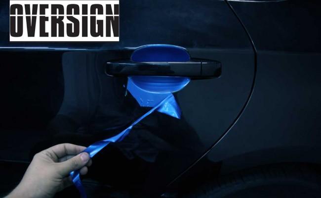 Subaru Impreza Azul Metálico, subaru envelopado azul, subaru azul, avery dennison, vannucchi, oversign, (17)