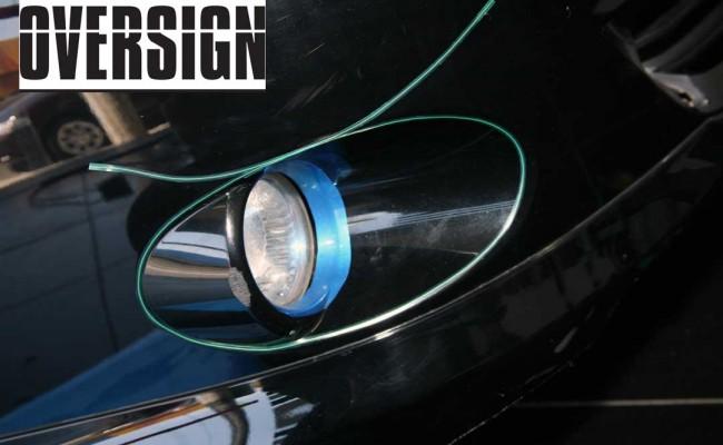 Subaru Impreza Azul Metálico, subaru envelopado azul, subaru azul, avery dennison, vannucchi, oversign, (28)