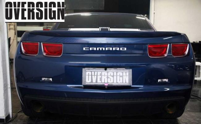 Camaro Azul, Camaro envelopado, Avery Dennison, OVERSIGN, wrapping, supreme wrapping, camaro, chevrolet, wrapping camaro, dark blue (56)