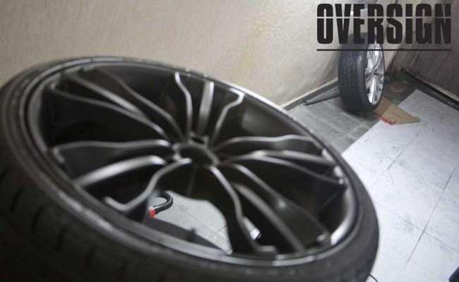 Envelopamento de roda – Envelopamento de rodas – Emborrachamento de rodas, power revest, roda colorida, roda dourada, roda preta, roda rosa, roda branca,  (26)