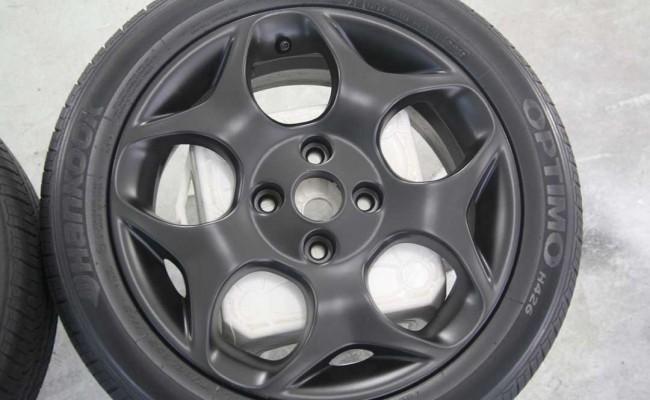 Envelopamento de roda – Envelopamento de rodas – Emborrachamento de rodas, power revest, roda colorida, roda dourada, roda preta, roda rosa, roda branca,  (75)