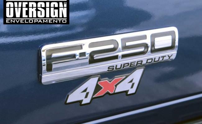 F250, F250 super duty, super duty, f250 azul, f250 azul metalico, envelopamento de carros, envelopamento automotivo, avery dennison (22)