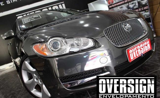 Jaguar xf, Jaguar cromado, Jaguar, Envelopamento, adesivo cromado, sidisign, oversign, avery dennison, supreme wrapping, jaguar brasil, (38)