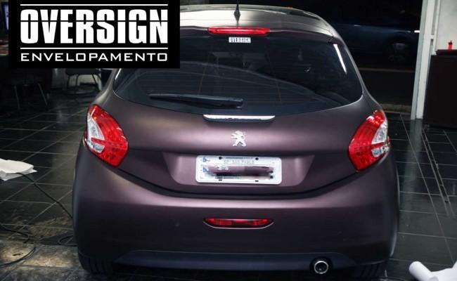 Peugeot premier, premier fosco, marron fosco, marrom metalico, peugeot fosco, 208, peugeot 208, peugeot 208 fosco, 208 premier, fosco,(20)