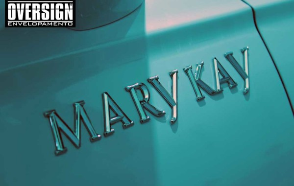 Ford Fusion Rosa Mary Kay.