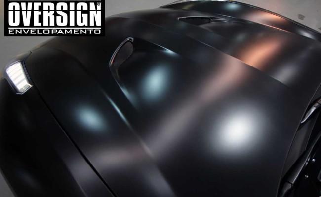 Ferrari California black satin, proteção pintura, ceramic pro, auto esporte, ceramic pro auto esporte,proteção extra pintura , oversign, wrap (43)