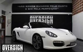 Porsche Boxster S 2011 Branco Brilho