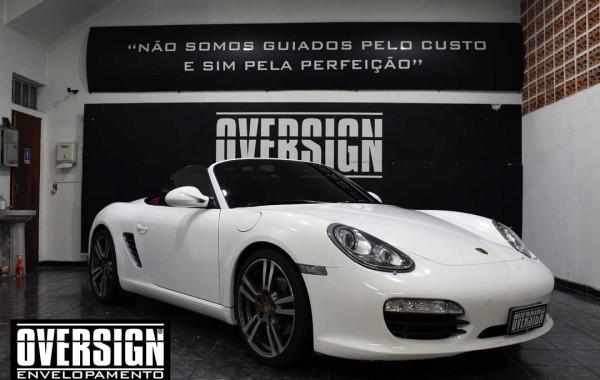 Porsche Boxster S 2011 White Bright