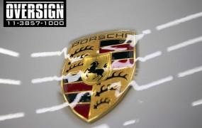 Porsche 911 2018 Filme de proteção de pintura.