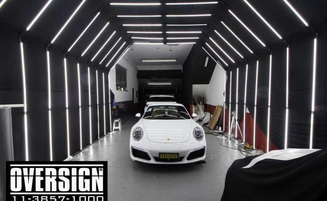 Porsche 911, filme de proteção de pintura, ppf, hexis body fence, paint protection film, novo porsche 2018, (27)
