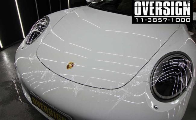 Porsche 911, filme de proteção de pintura, ppf, hexis body fence, paint protection film, novo porsche 2018, (9)