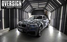 BMW X6 M Traffic Grey.