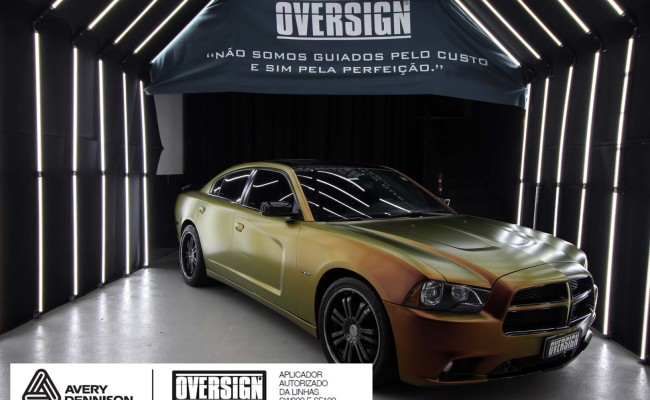 Dodge, Dodge rt, Dodge rt, envelopamento, envelopamentodecarros, colorflow, avery dennison, supreme wrapping film, sw-900, envelopamento de carros, (39)