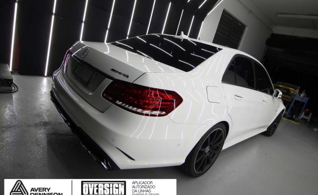 Mercedes e63, 363 amg, dark basalt, envelopamento, envelopamento de carros, oversign, envelopamento tecnico, supreme wrapping film, mercedes dark basalt, (22)