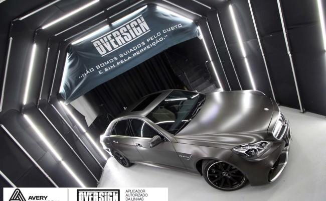 Mercedes e63, 363 amg, dark basalt, envelopamento, envelopamento de carros, oversign, envelopamento tecnico, supreme wrapping film, mercedes dark basalt, (34)