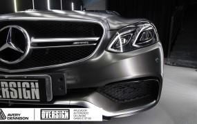 Mercedes-Benz E63 AMG Dark Basalt