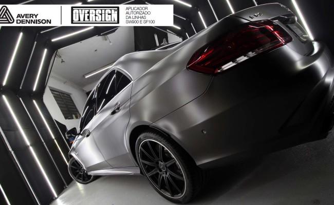Mercedes e63, 363 amg, dark basalt, envelopamento, envelopamento de carros, oversign, envelopamento tecnico, supreme wrapping film, mercedes dark basalt, (47)