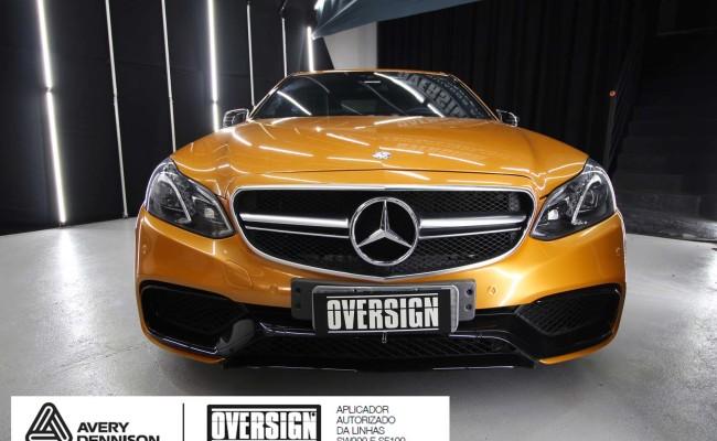Mercedes e63, mercedes laranja, e63 laranja, envelopamento, envelopamento de carros, supreme wrapping film, avery dennison, sw-900, oversign, wrap, wrap king,  (32)