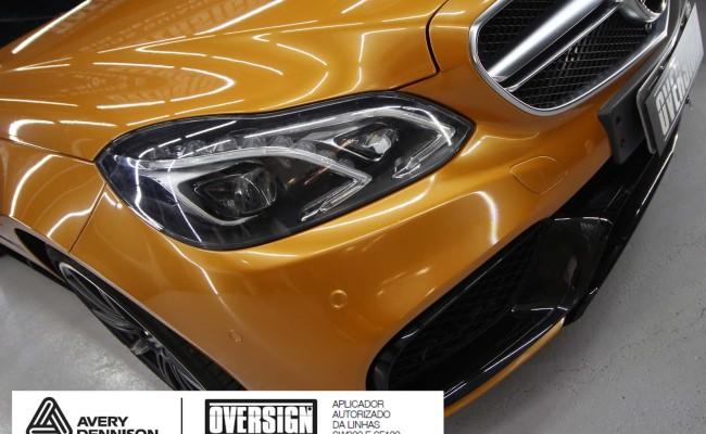 Mercedes e63, mercedes laranja, e63 laranja, envelopamento, envelopamento de carros, supreme wrapping film, avery dennison, sw-900, oversign, wrap, wrap king,  (34)