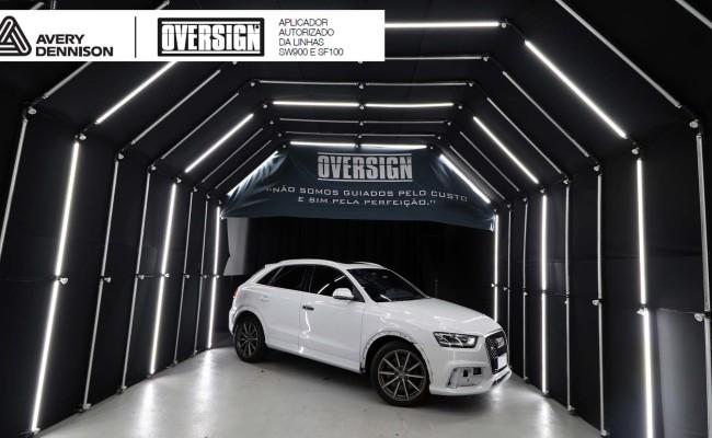 Audi, RSQ3, envelopamento, carmine red, audi rs, supreme wrapping film, oversign, envelopamento tecnico, useoversign, Roberto Vannucchi, (01)