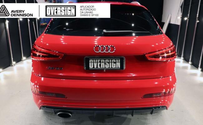 Audi, RSQ3, envelopamento, carmine red, audi rs, supreme wrapping film, oversign, envelopamento tecnico, useoversign, Roberto Vannucchi, (28)