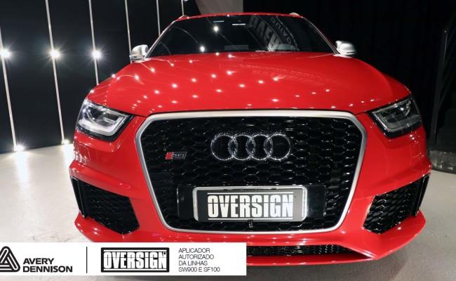 Audi, RSQ3, envelopamento, carmine red, audi rs, supreme wrapping film, oversign, envelopamento tecnico, useoversign, Roberto Vannucchi, (35)