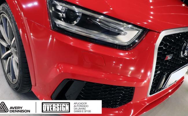 Audi, RSQ3, envelopamento, carmine red, audi rs, supreme wrapping film, oversign, envelopamento tecnico, useoversign, Roberto Vannucchi, (37)