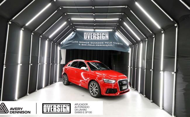 Audi, RSQ3, envelopamento, carmine red, audi rs, supreme wrapping film, oversign, envelopamento tecnico, useoversign, Roberto Vannucchi, (39)
