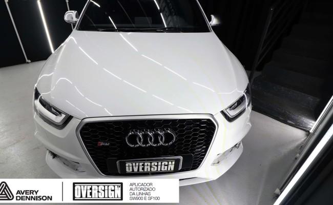 Audi, RSQ3, envelopamento, carmine red, audi rs, supreme wrapping film, oversign, envelopamento tecnico, useoversign, Roberto Vannucchi, (4)