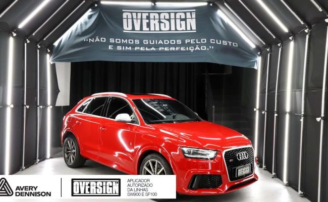 Audi, RSQ3, envelopamento, carmine red, audi rs, supreme wrapping film, oversign, envelopamento tecnico, useoversign, Roberto Vannucchi, (40)