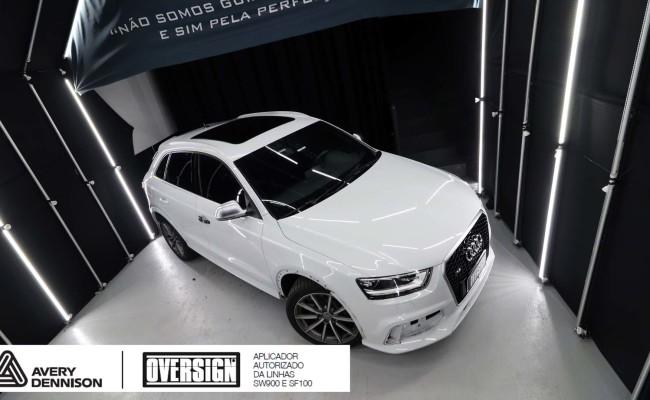Audi, RSQ3, envelopamento, carmine red, audi rs, supreme wrapping film, oversign, envelopamento tecnico, useoversign, Roberto Vannucchi, (5)