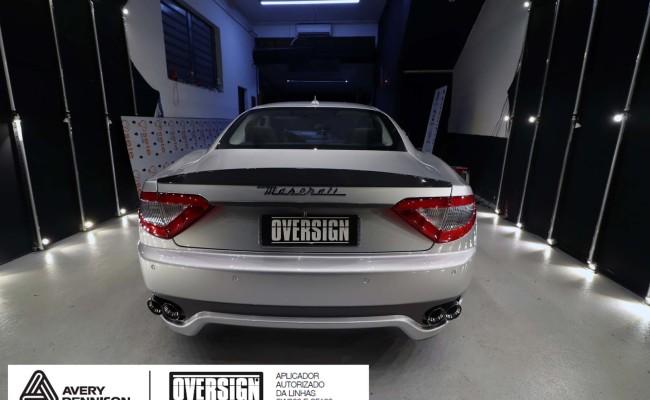 Maserati, granTurismo, envelopamento, energetic yellow satin, oversign, envelopamento preço, via italia, novo maserati, exoshield, (14)