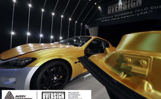Maserati, granTurismo, envelopamento, energetic yellow satin, oversign, envelopamento preço, via italia, novo maserati, exoshield, (34)