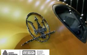Maserati GranTurismo – Energetic Yellow