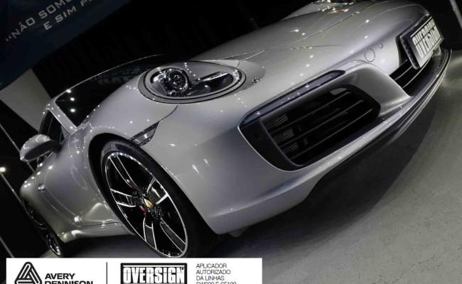 Porsche 911, porsche 911 Carrera, carrera 911, envelopamento, envelopamento de carros, oversign signature, dark basalt, envelopamento dark basalt, (7)