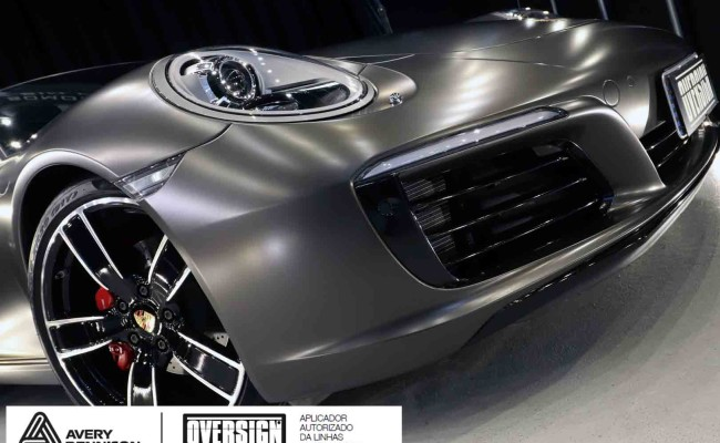 Porsche 911, porsche 911 Carrera, carrera 911, envelopamento, envelopamento de carros, oversign signature, dark basalt, envelopamento dark basalt, (74)